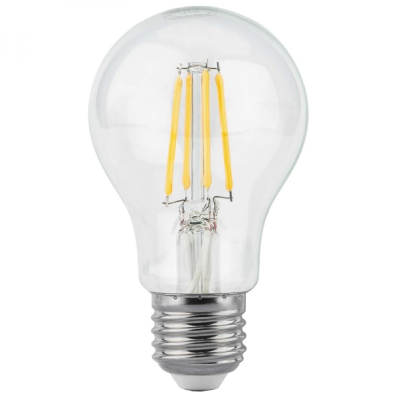 Лампа gauss led filament a60 e27 10w 930lm 2700к step dimmable 102802110-s